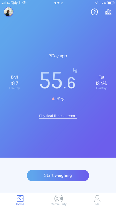 Scale Up - Body Tracking screenshot one