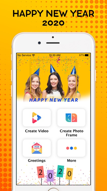 New Year 2020 : Video Maker