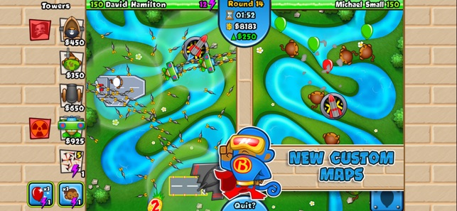 Bloons TD Battles on the App Store