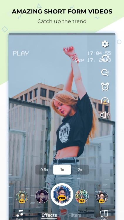 Zoomerang - Music Video Editor screenshot-0