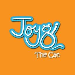 Joygi The Cat Stickers