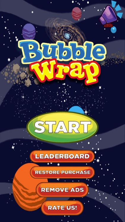 Popping the Bubble Wrap