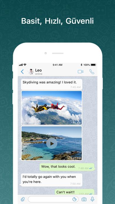 Screenshot for BOT Video görüşmesi ve sohbet in Turkey App Store