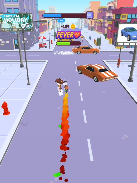 Chase me! screenshot 9
