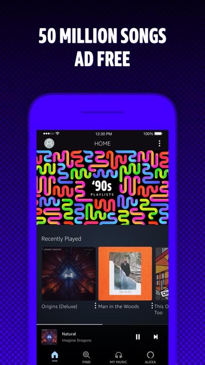 Amazon Music screenshot-0