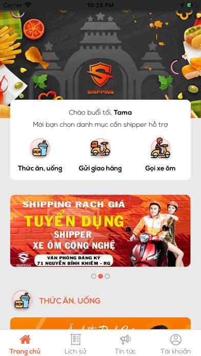 Shipping Rạch Giá