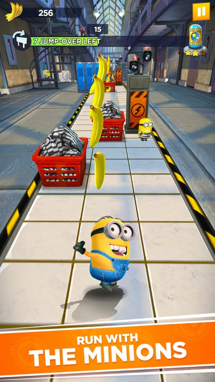 Minion Rush screenshot-0