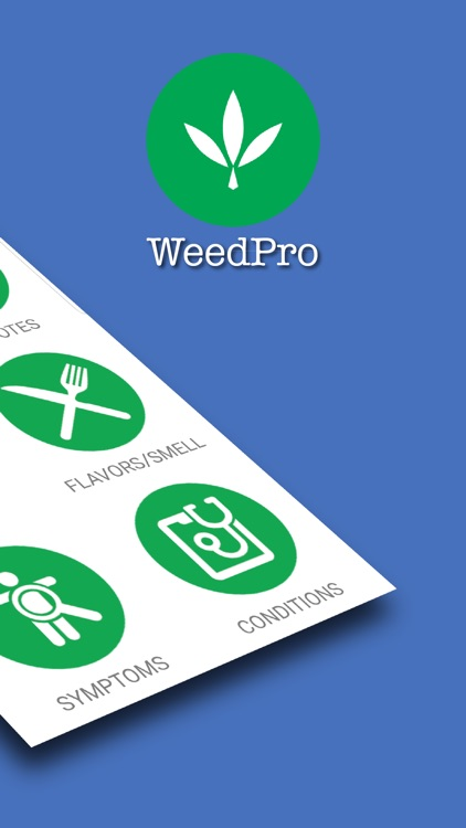 WeedPro: Cannabis Strain Guide