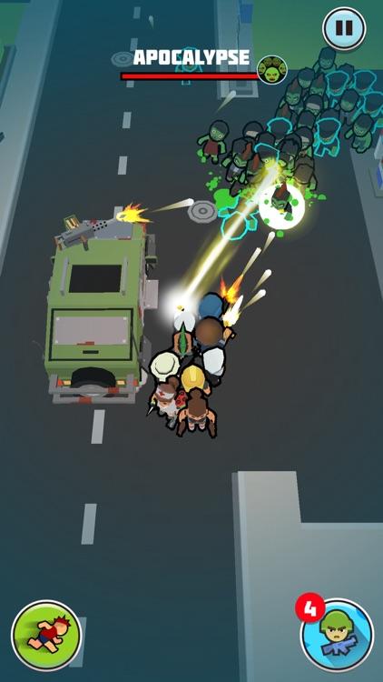 Zombie Haters: Survivors screenshot-3