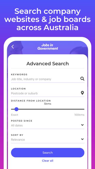 Government Jobs screenshot four