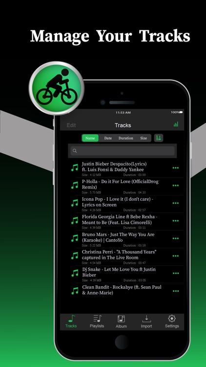 Offline Music Player screenshot-5