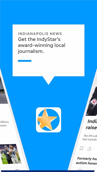 IndyStar Screenshot
