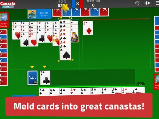Canasta Turbo screenshot