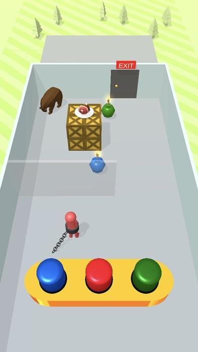 Rescue Bomb - Action Puzzle screenshot 2