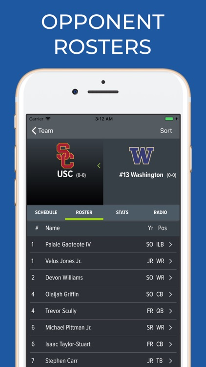 Washington Football screenshot-6