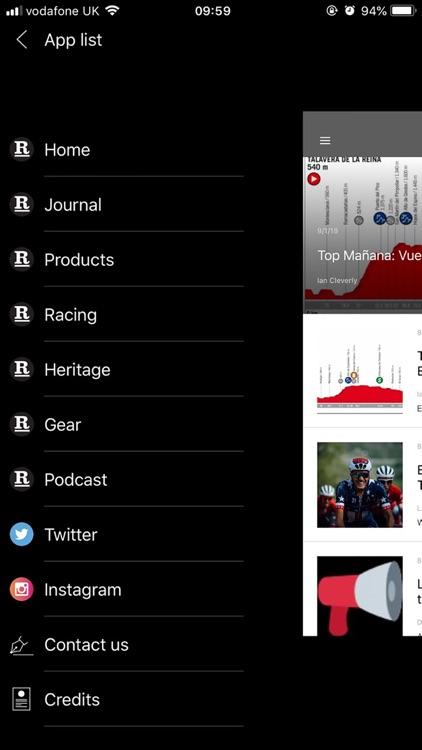 Rouleur screenshot-3