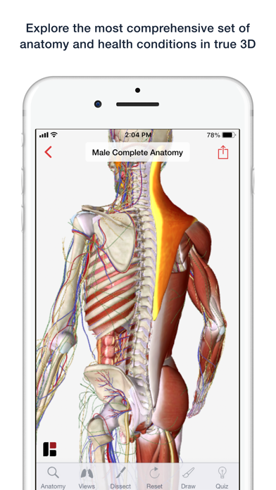 Top 10 Apps like IMAIOS e-Anatomy in 2019 for iPhone & iPad