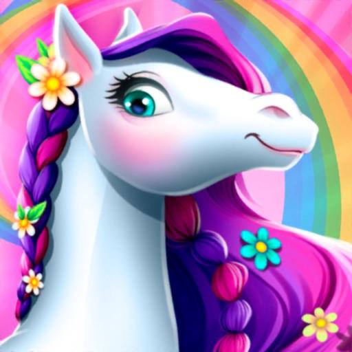 pony baby dress Up