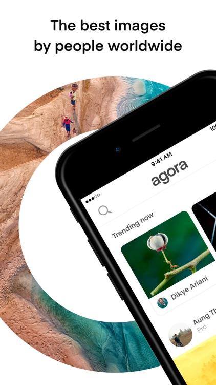 Agora Best photos of the world screenshot-0