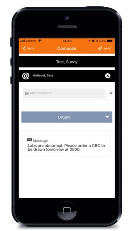 HybridChart Charge Capture screenshot-4