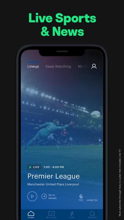 Hulu: Watch TV Shows & Movies screenshot-3