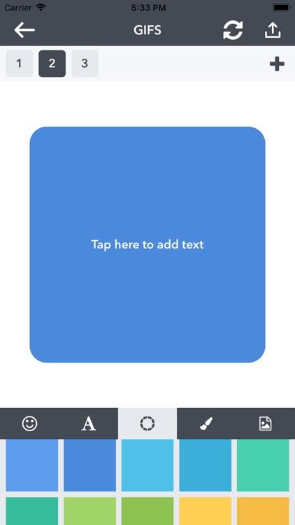 Gifx - Best Gif Maker screenshot-4