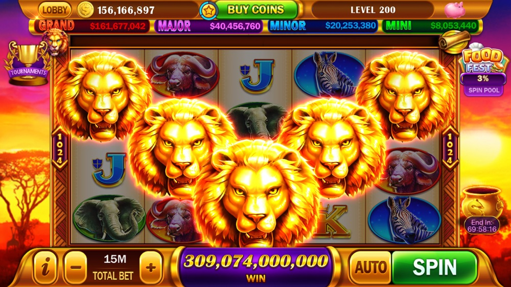 Game slot golden hoyeah buzzer