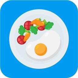 Тарелка 2 - Правильное питание