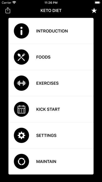 Keto Diet Guide & Tracker