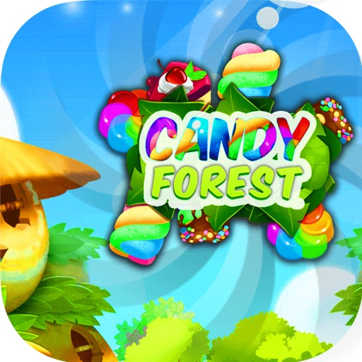 CANDY FOREST - DESTROY CAKE icon