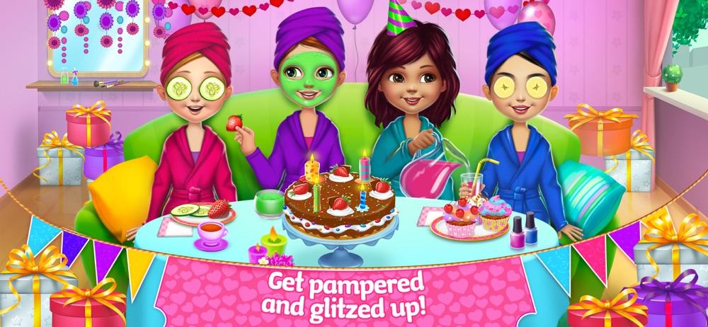 Spa Birthday Party! hack tool