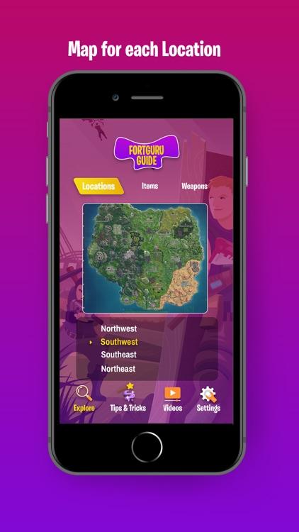 FortGuru - Guide for Fortnite screenshot-4