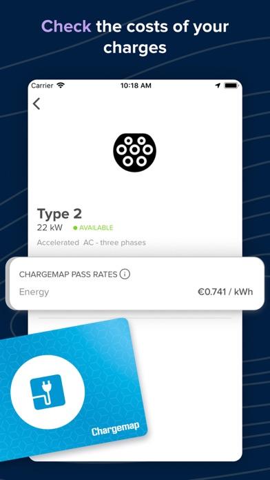 Chargemap - Laddstationer på PC