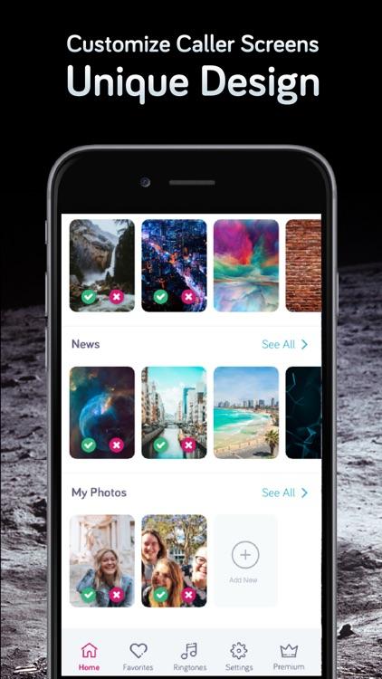 Phone Color - Caller Screen