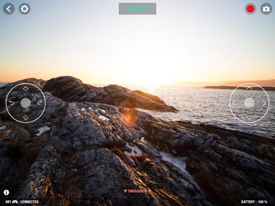 Drone Controller for Bebop screenshot 11