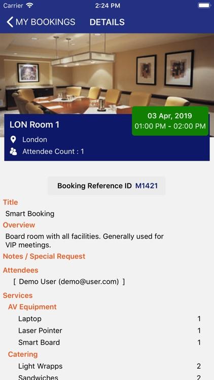 Rendezvous Mobile 6.4 screenshot-9