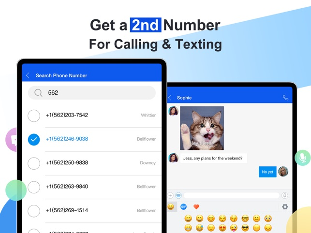 Dingtone - WiFi Calling & Text on the App Store