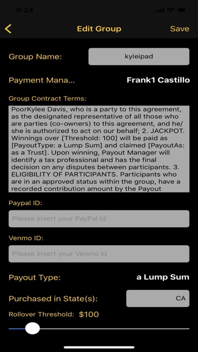Lotto Manager Ticket Scanner screenshot 5
