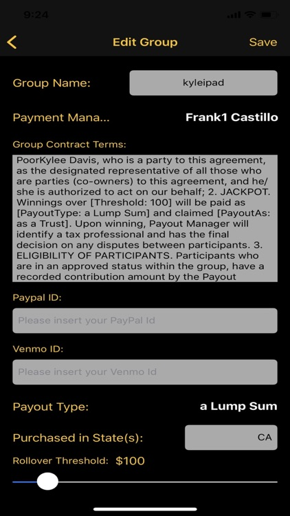 Lotto Manager Ticket Scanner screenshot-4