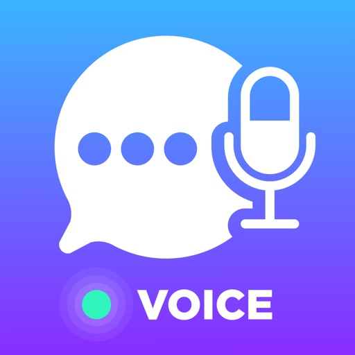 Voice Translator App. iOS App