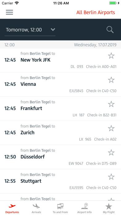 Berlin Airport (SXF/TXL) screenshot one