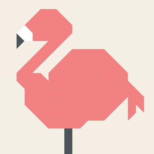 ERASE - coloring puzzle game iOS App