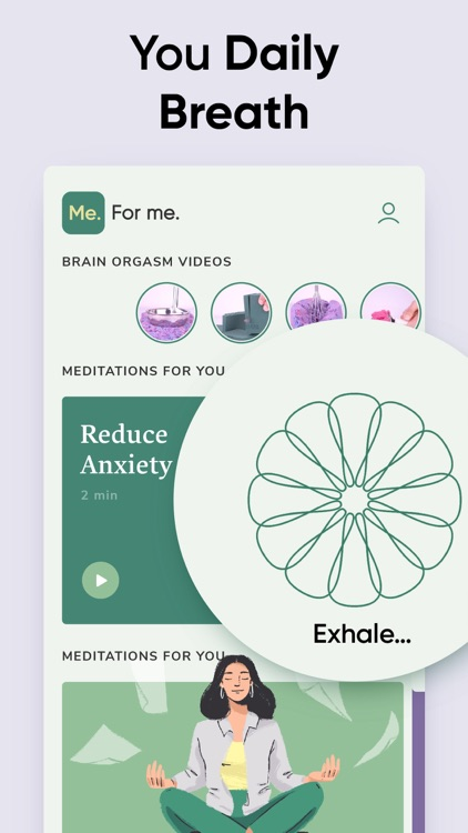 BetterMe: Calm,Sleep,Meditate screenshot-5