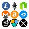 Bitcoin Crypto HODL Stickers