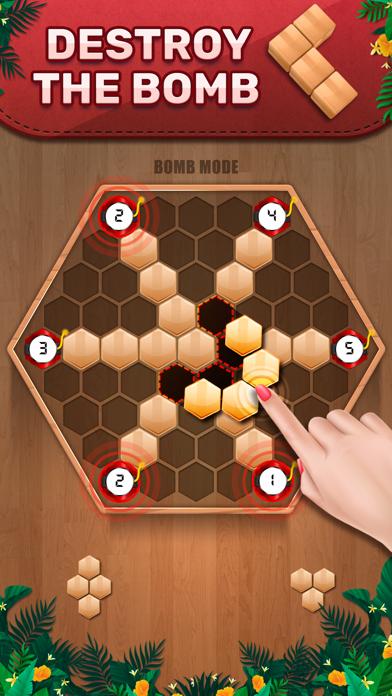 Wooden 100 Block: のブロックパズル ゲームのおすすめ画像3