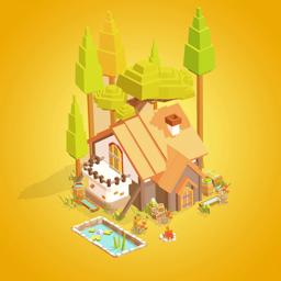 Ícone do app Pocket Build