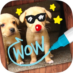 Draw on Photos – Add Stickers