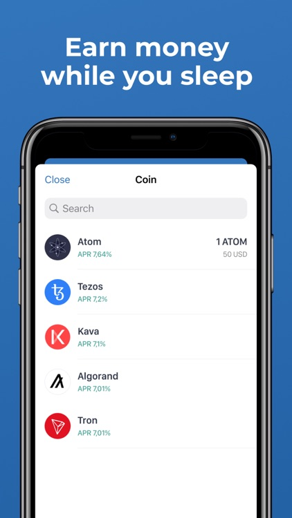 Trust: Crypto & Bitcoin Wallet screenshot-5