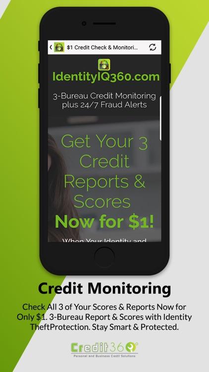 Credit360 Credit Repair screenshot-3