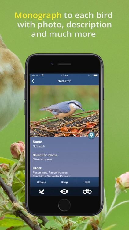 Bird Song Id UK screenshot-7